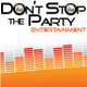Don't Stop the Party Entertainment logo