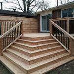 Well Done Carpentry Toronto Deck & fence profile image.