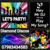 Diamond discos profile image