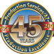 Production Services/AZ logo