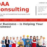 DAA Consulting profile image.