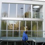 Shine Bright Window Cleaning Service profile image.
