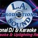 L.A. Sound Productions logo