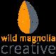 Wild Magnolia Creative logo