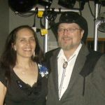 Delta Dawn & The Karaoke Cowboy profile image.