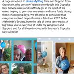 Under my wing care and support Ltd profile image.
