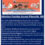 Jamhuri healthcare Services Inc profile image.