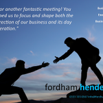 Fordham Henderson Consulting Ltd profile image.