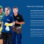 Fantastic Services profile image.