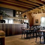 The Wood Restaurant profile image.