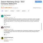 Search Marketing Group profile image.