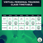 Get Going Personal Training profile image.