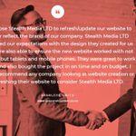Stealth Media Online Solutions - 5 Star Google Rating profile image.