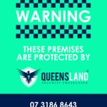 Queensland Security Protection profile image.
