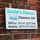 Suzie's Deeds Cleaners ltd logo