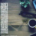 Suzie's Deeds Cleaners ltd profile image.