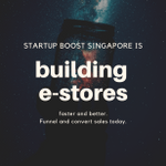 Startup Boost Singapore profile image.