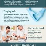Sirius Homecare profile image.