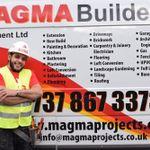 Magma Builders profile image.
