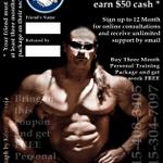 Tarzan-Maxx.com - Body Sculpture with Mr. Universe profile image.