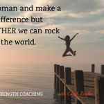 Inner Strength Coaching - Newcastle Life Coach profile image.