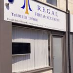 Regal fire and security profile image.