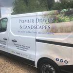 Premier Drives and Landscapes profile image.