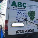 Abc ackybincleaning profile image.
