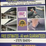 A1 roofing & drive ways profile image.