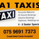 A1 Taxis profile image.