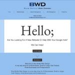 Blue Bottle Web Design.com - Website Design Small Business profile image.