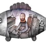 Curious Fish Websites profile image.