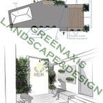 Greenaxis Landscape&Design profile image.