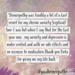 Gaia Homeopathy profile image.