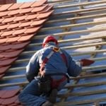 Reliance roofing and guttering profile image.