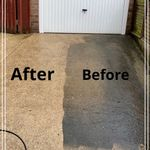 All clean pressure washing services profile image.