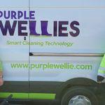 Purple Wellies Limited profile image.