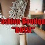 Fashion Boutique Rossi profile image.