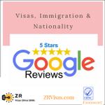 ZR Visas & Corporate Immigration profile image.
