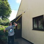E&R Exterior Cleaning profile image.