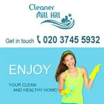 Domestic Cleaner Mill Hill profile image.