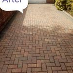 Mac landscaping and power washing services profile image.