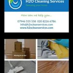 H2o Cleaning Services Ltd profile image.