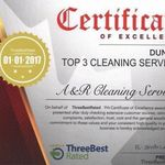 A&R Cleaning Services profile image.