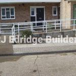 R J E Building Services profile image.