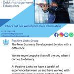 Positive Links Group Ltd profile image.
