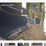 Hi-Tech roofing profile image.