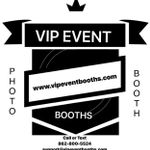 VIP Event Booths profile image.