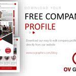 OV Graphics (Pty) Ltd profile image.