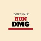 Run DMG logo